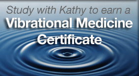 vibrational therapy certificate