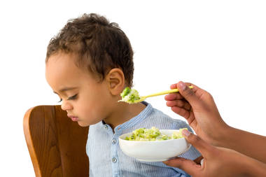 My child won't eat - should I be concerned about diabetes?